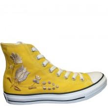 Chuck Taylor  AS - hímzett tornacipő.