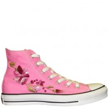 All Star Core Hi - hímzett tornacipő.