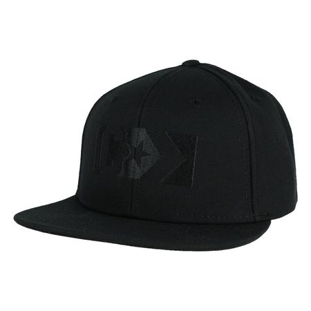 Converse Snapback -fekete