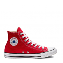 Chuck Taylor All Star Red Unisex Hi