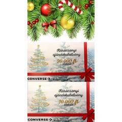 Akciós Karácsonyi Ajándékutalvány