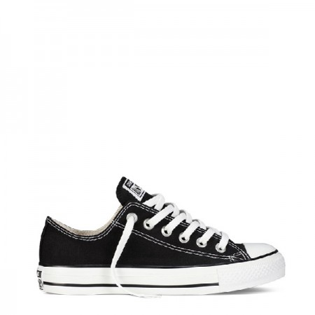 Chuck Taylor All Star Classic Colors Black Low